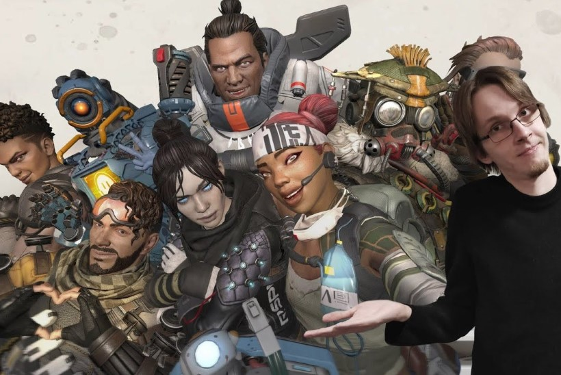 "VIDEO | ""Apex Legends"" noolib battle royale žanri kuninga tiitlit"