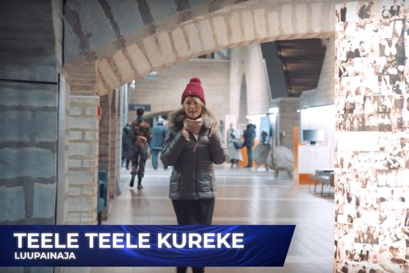 """Vaene Katrin Lust saab jälle vastu päid ja jalgu: reklaamklipis nimetatakse """"Kuuuurijat"""" """"Luupainajaks"""""""