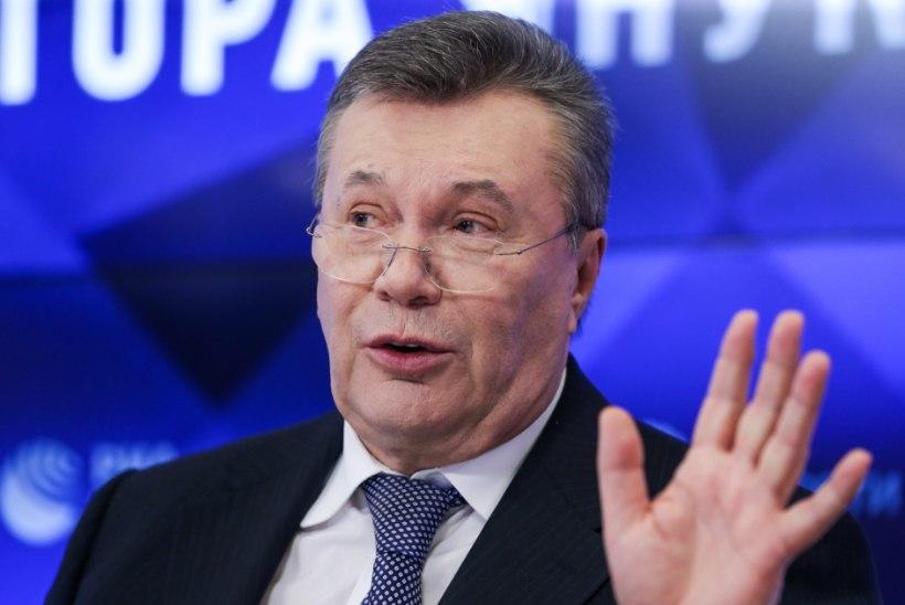 Rootsi meedia: Ukraina ekspresident liigutas Swedbanki kaudu altkäemaksumiljoneid