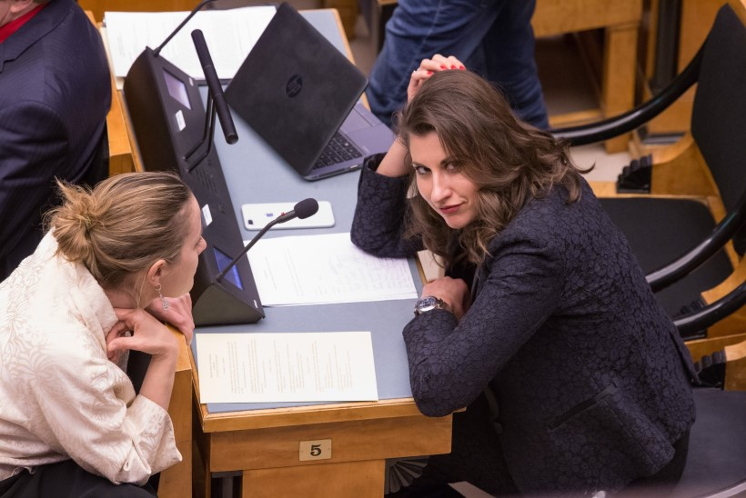 Riigikogust lahkuv Olga Ivanova Keskerakonna valitsusest: tuli aeg lubadusi täita, aga juhtus vastupidi