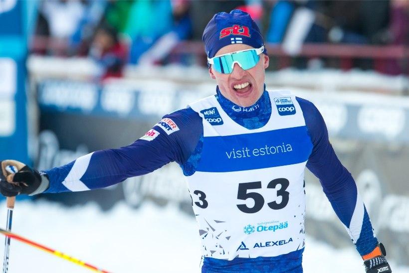 """SEEFELDI MM   Soome ootab Niskanenilt kuldmedalit. """"Isegi Björn Dählie kaotaks talle kahe minutiga!"""""""