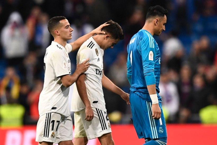 VIDEO   Barcelona tümitas Madridi Reali ning edenes mängleva kerglusega karikafinaali