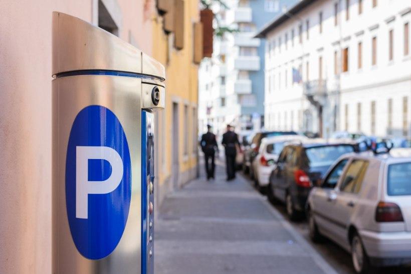 Londoni jõugud kasutavad tolmuimejaid, et varastada parkimisautomaatidest sularaha
