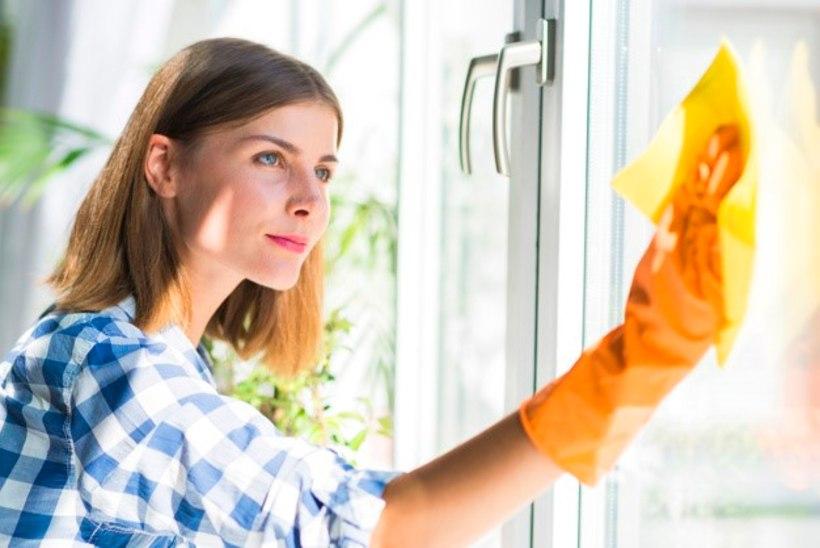 Tempokas muusika aitab aknad kiiresti läikima lüüa!