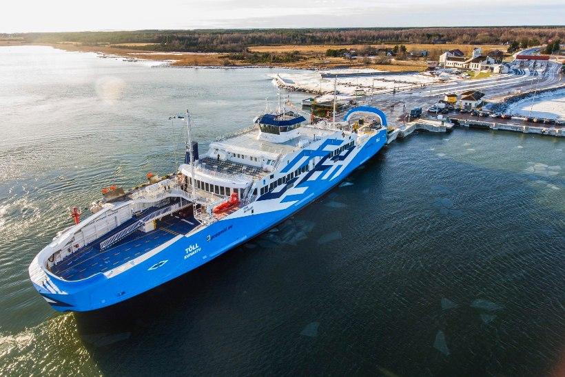 TS Laevad toob suveks liinile kuuenda parvlaeva