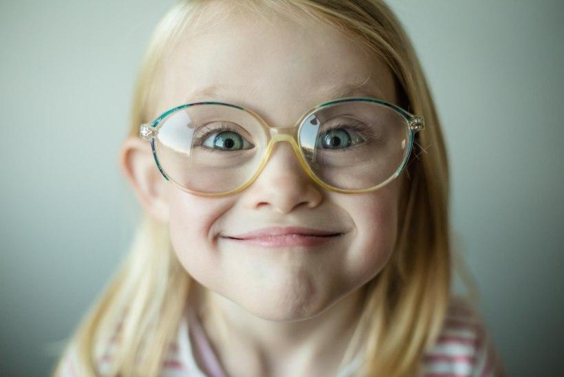 Mida teha, kui laps ei taha prille kanda?