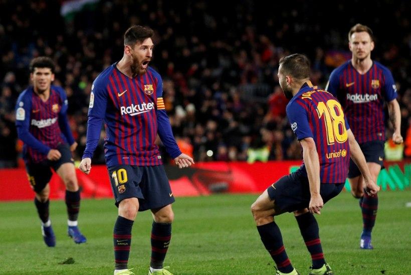 STATISTIKA | Lionel Messi edestab Cristiano Ronaldot tänavu pika puuga