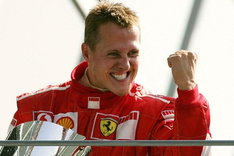 Endine vormeliäss ladus Vettelile ja kogu sarjale puid alla, kuid ülistas Schumacherit