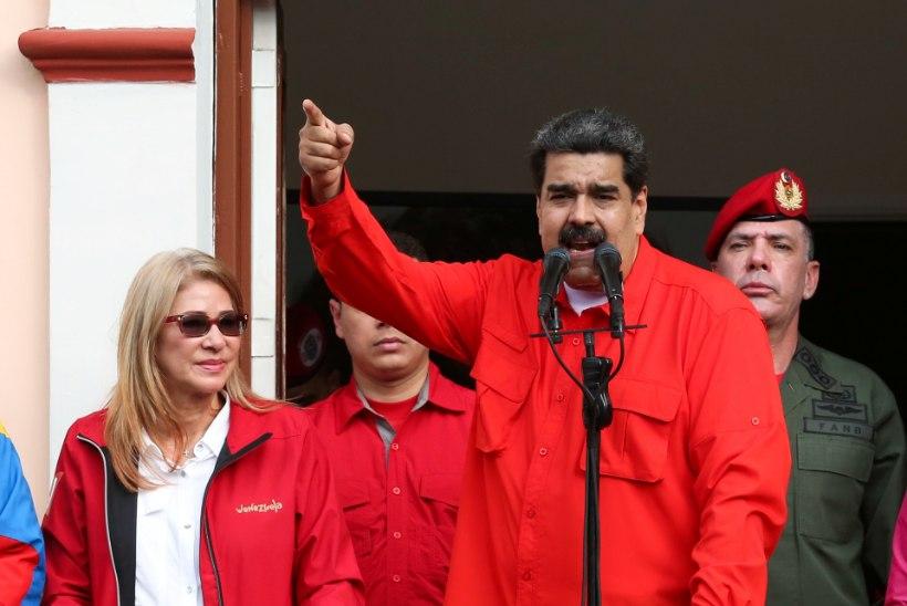 VÕIMUVÕITLUS VENEZUELAS: kes jääb peale – Guaidó või Maduro?