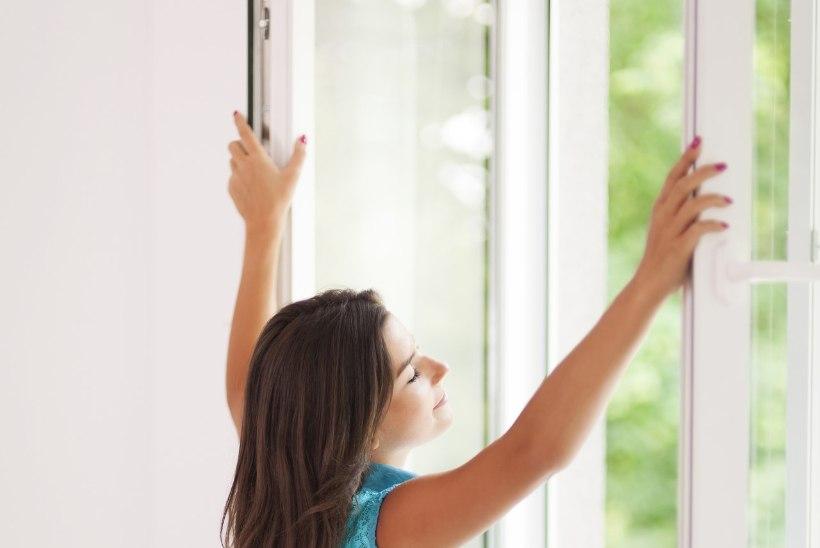 Kas hingad kodus ikka tervislikku õhku?