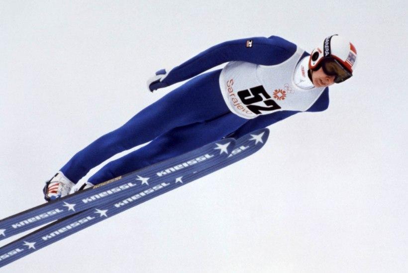 Ville Arike | Matti Nykänen tuli, nägi ja võitis 1980ndatel südamed