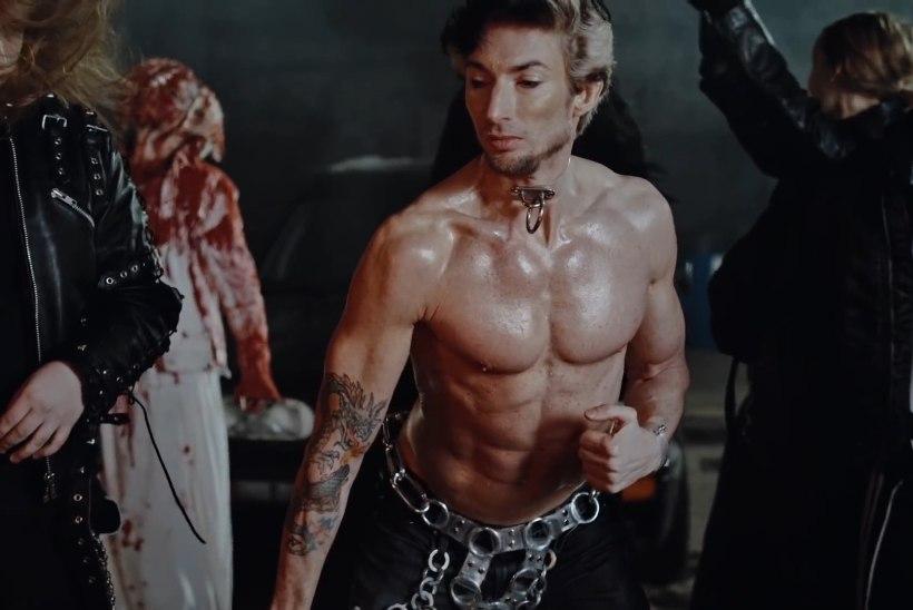 VIDEO | Lauljanna Alma videos osalenud strippar Marco: ta kiitis mu keha