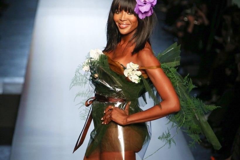 Naomi Campbellil on 23 aastat noorema kompuga kuum suhe?