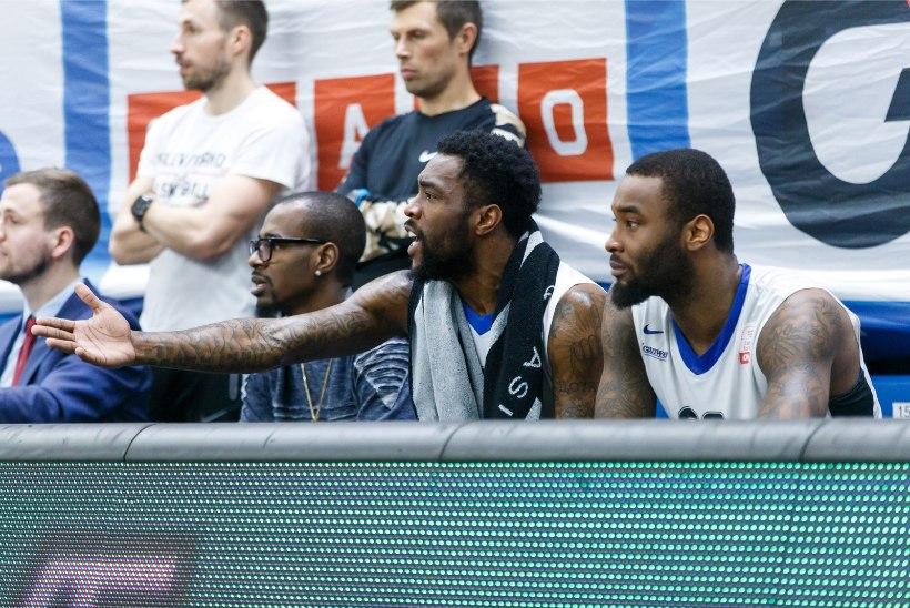 Jarmo Jagomägi   Kalev/Cramo ussid: NBA-mehed õõnestavad võistkondlikku mängu