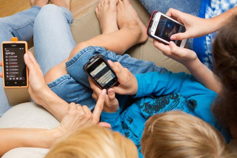 VAIKUSE MÜÜR: paljud lapsed pelgavad tunnistada veebis tekkinud muresid