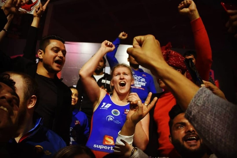 Eksootilises liigas võistelnud Epp Mäest sai Indias kangelanna