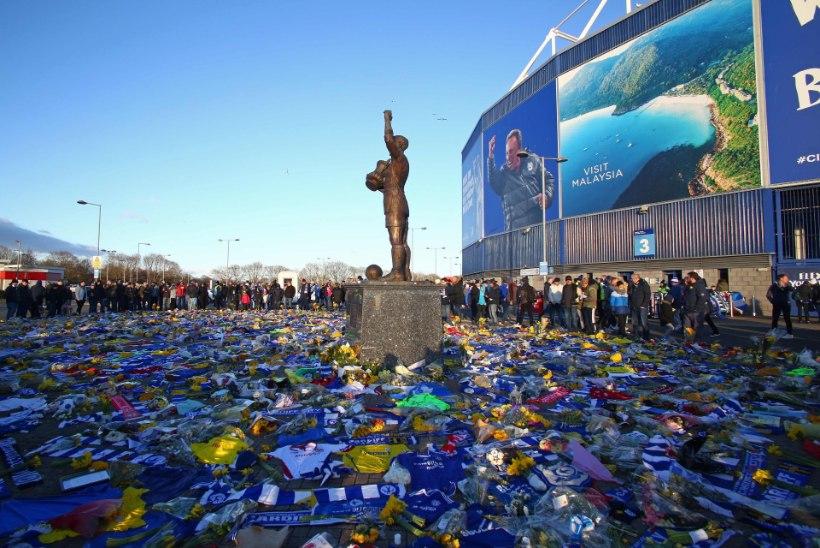 Kadunud jalgpalluri 17 miljoni saaga võttis piinliku pöörde