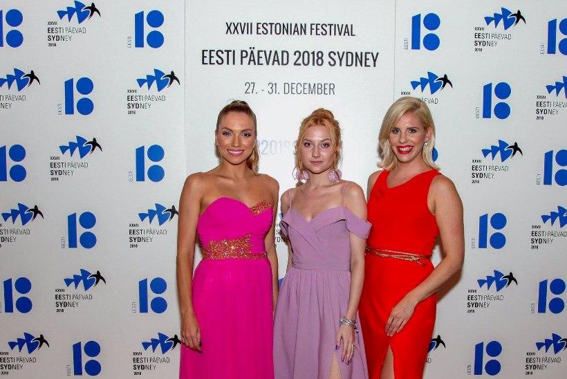 La La Ladies Austraalias: tekkis tunne, et oleme ka inimesed