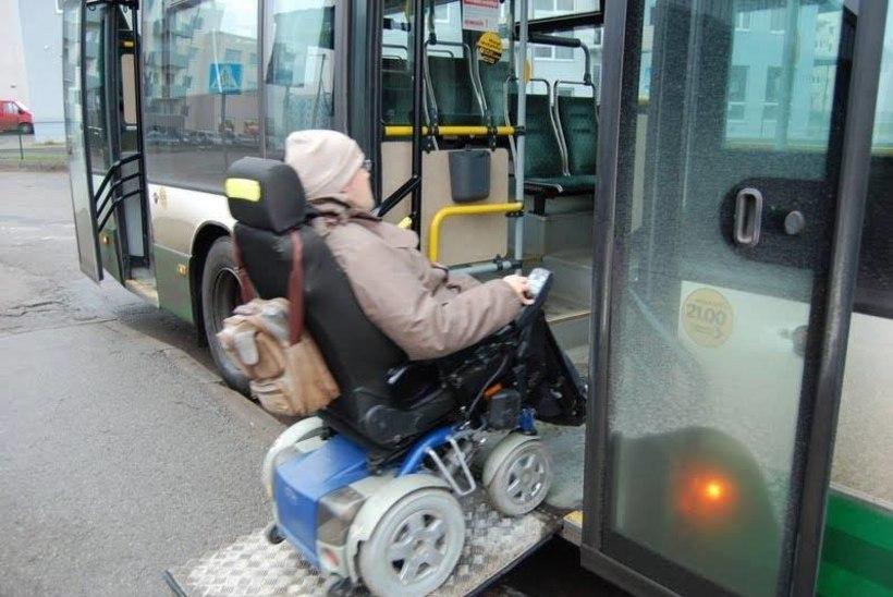 Jüri Lehtmets | Ühistransport kui ratastoolis veerejate igapäevane loterii