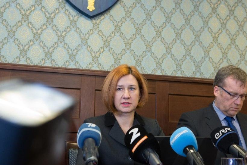 Peaprokurör Lavly Perling ihkas kõrget ametit Euroopas
