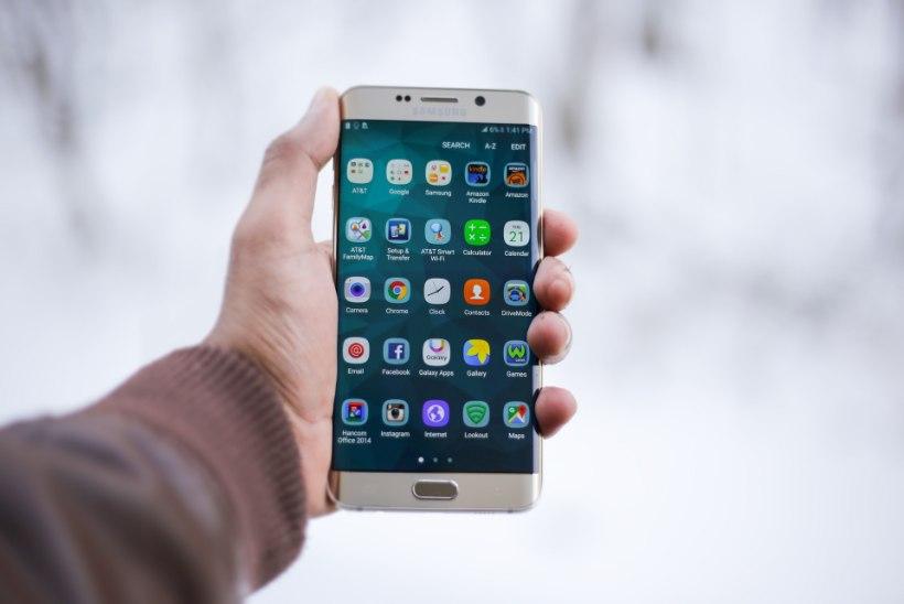 Kuus nõuannet nutitelefoni turvalisemaks kasutamiseks