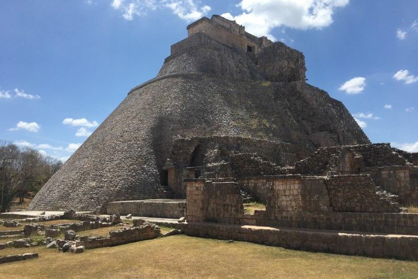 MEHHIKO: ühenda imeline maiade kultuur soodsa rannapuhkusega