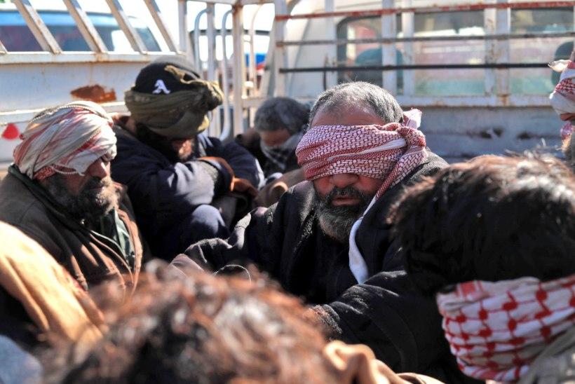 Liitlasväed: viimased ISISe kaagid Süürias annavad noruspäi alla