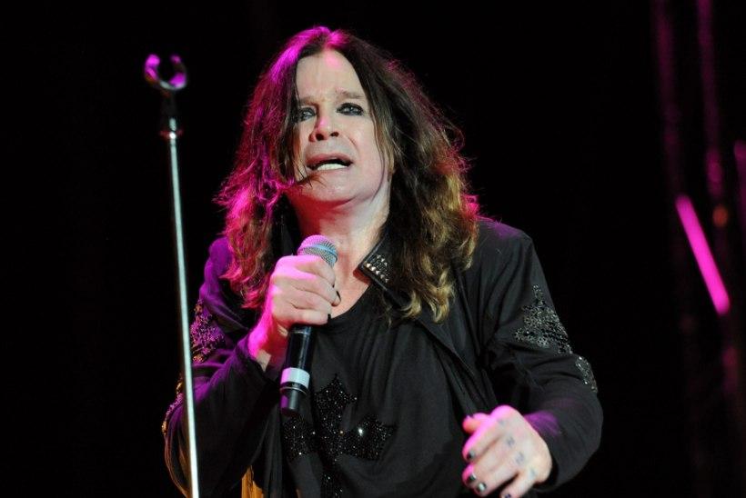 Ozzy Osbourne viidi tüsistuste tõttu haiglasse