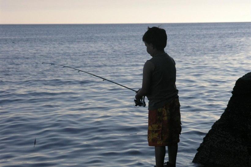 Võru noored saavad kalandusõpingutega alustada