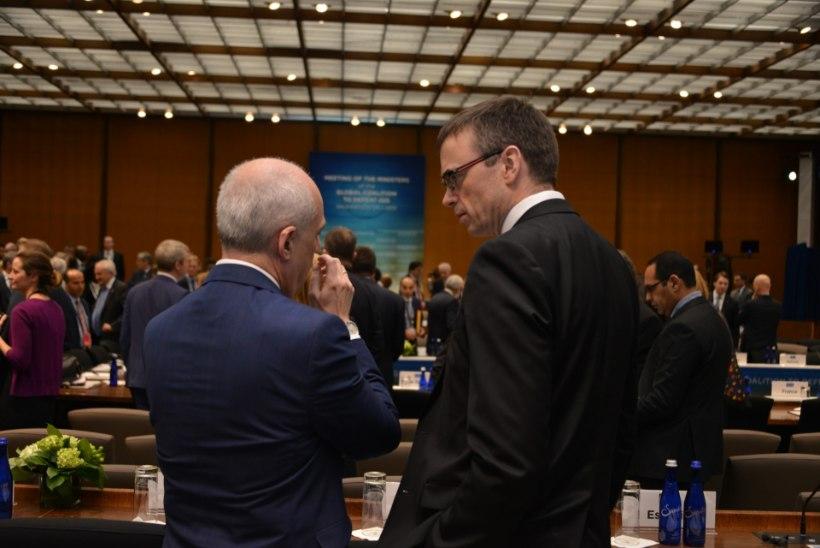 FOTOD | Välisiminister Sven Mikser Washingtonis: USA on pühendunud NATO-le ja liitlaste kaitsmisele