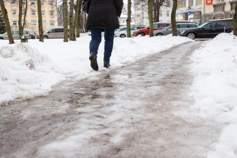 Kalle Klandorf: tekkinud on lumehelbekeste põlvkond, kes labidat kätte ei võta ja autot välja ei kaeva