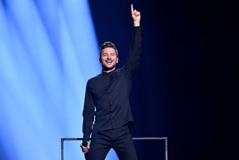 Tere tulemast tagasi! Venemaad esindab tänavu Eurovisionil taas Sergei Lazarev