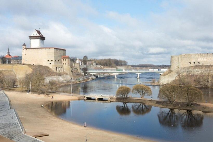 Narva jõel kalastajad jäävad rohkem piirivalve radarile
