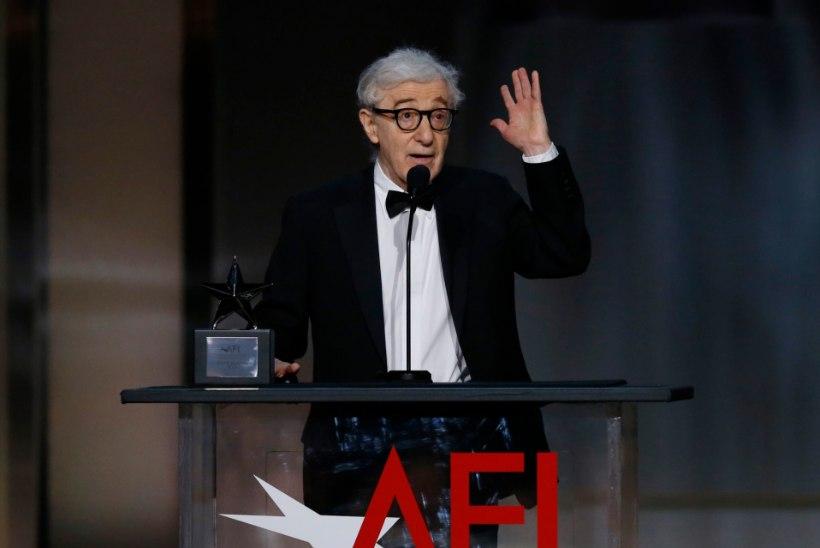 Woody Allen nõuab Amazonilt 68 miljonit dollarit valuraha