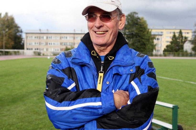 """Elutööpreemia saanud treener Toomas Merila: """"Andrus Värnikul sõitis MM-kulla järel kuppel täiesti ära"""""""