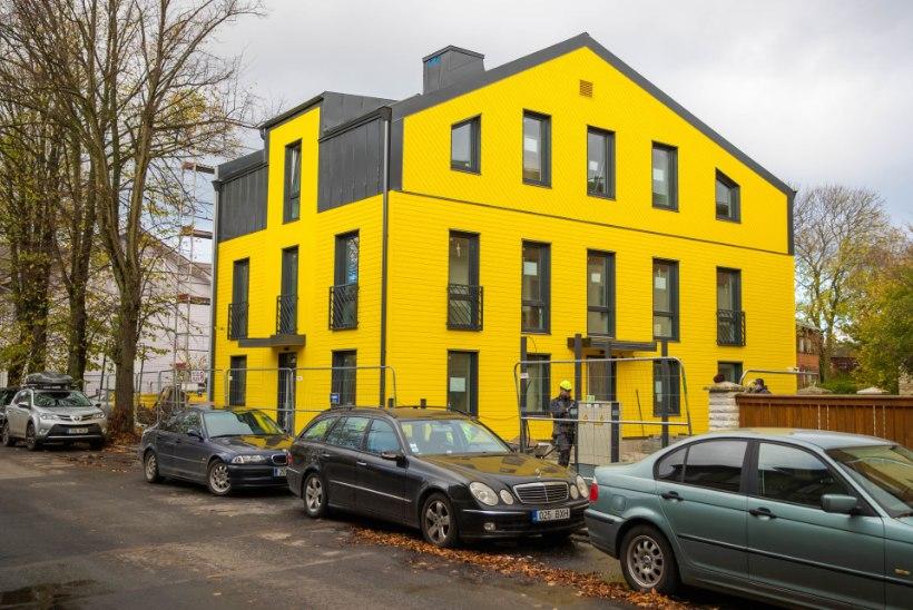 Kinnisvara hinnatõus jätkub: Tallinnas maksab korteri ruutmeeter peaaegu 2000 eurot