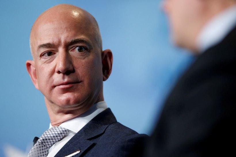Tabloidväljaanne kiusab maailma rikkaimat meest