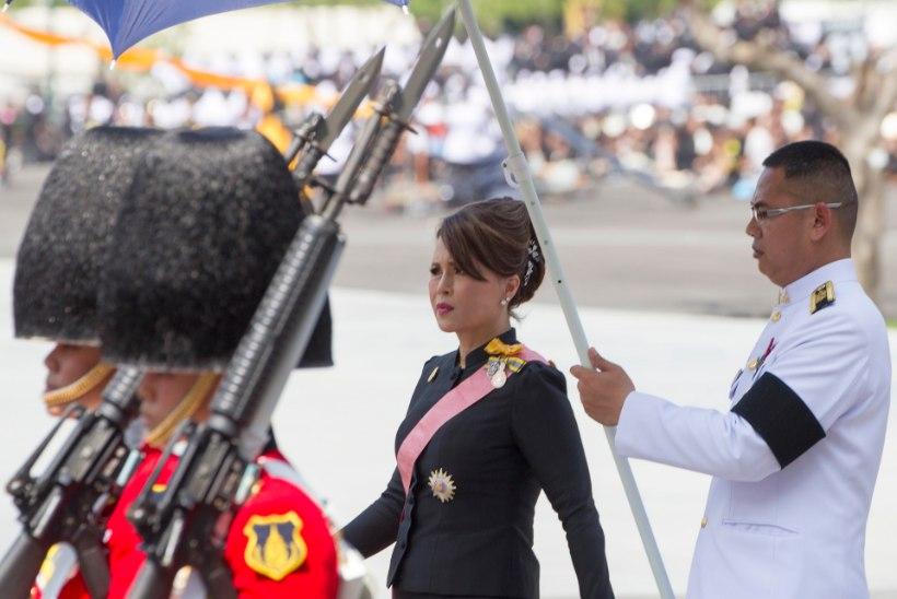 Tai printsess kandideerib kuninga tahte vastu peaministriks