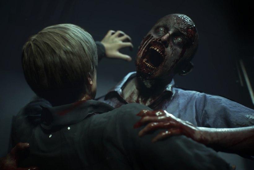 """ARVUSTUS   """"Resident Evil 2"""" on niivõrd õudne, et tee või hirmust püksi!"""