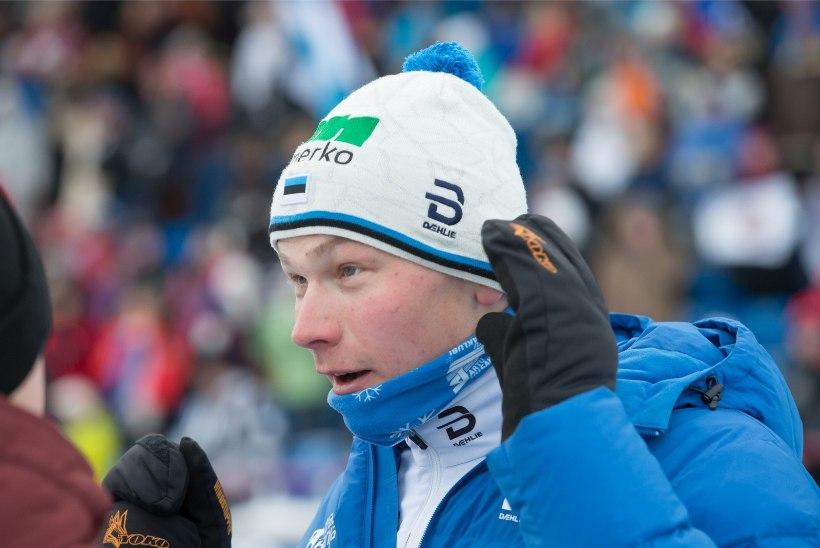 DOPINGUSKANDAAL | Karel Tammjärve sponsor: see küll imelugu pole. Elus juhtub kõike