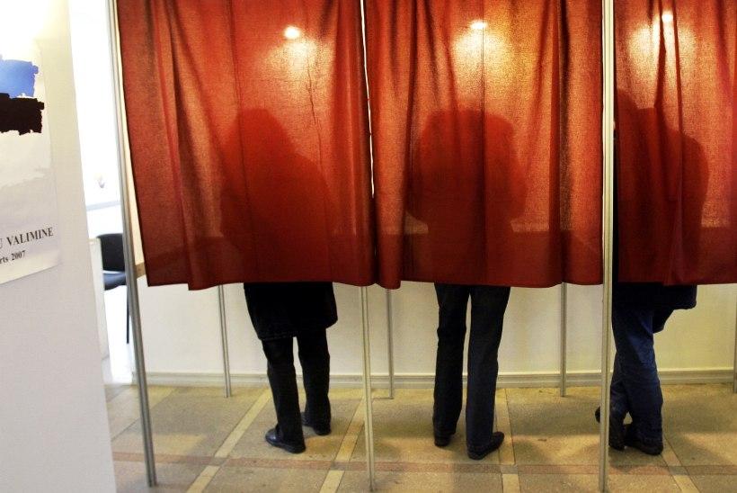 Valimiskool nr 5: Kuidas teha valimiskasti juures õige otsus ehk Kodanikukohusest, kodutust mehest ja klambripüstolist