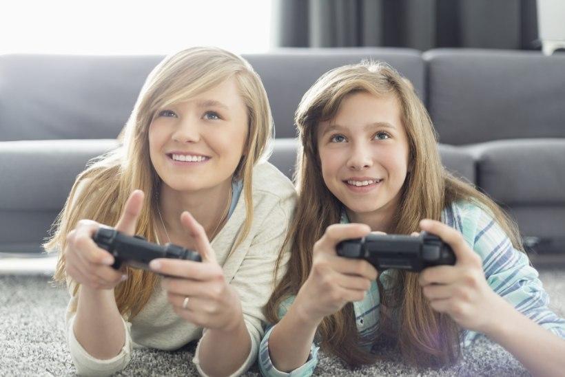 ÜLLATUS? Videomängud võivad arendada oskust head ja halba eristada
