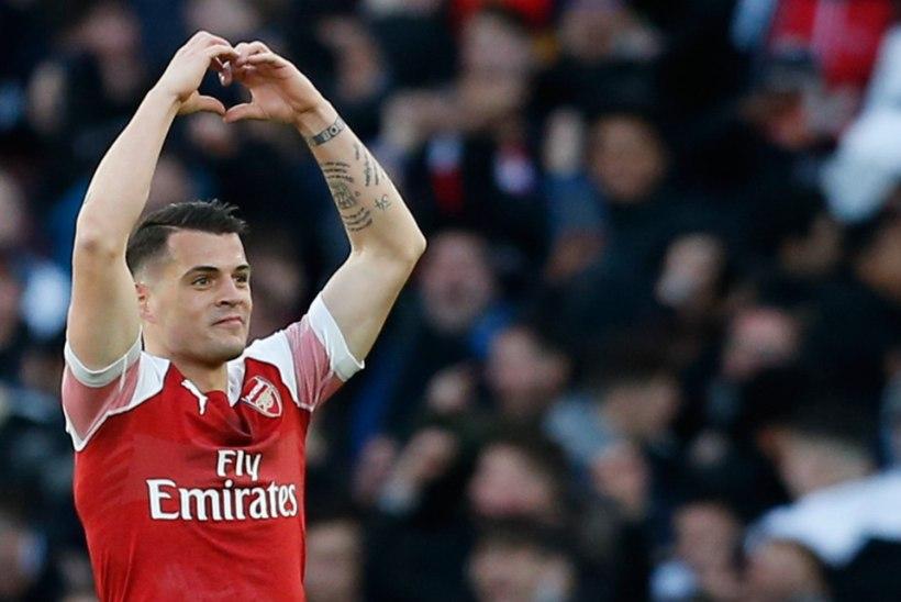 VIDEO | Arsenal lõpetas Manchester Unitedi ja Solskjäri imelise seeria