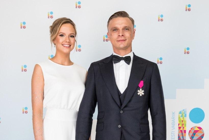 Õnnitlused! Tanel Padar ja Lauren Villmann saavad lapse!