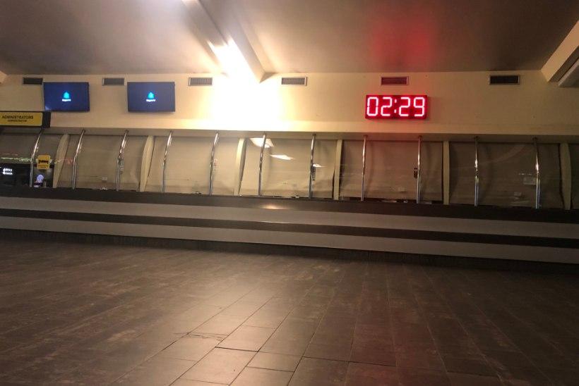 MARILYN JURMANI BLOGI | Sain Riia bussijaamas niimoodi sõimata, et nutumaik tuli suhu