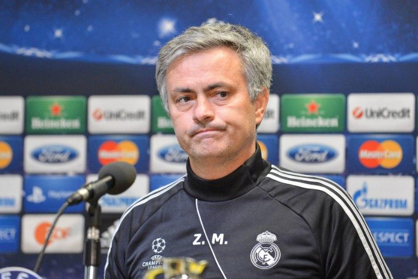 Madridi Reali ekspresident: Mourinho saab kuninglikus klubis uue võimaluse
