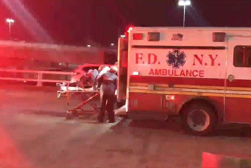 JÕHKER TURBULENTS: lennul Istanbulist New Yorki sai viga 30 inimest