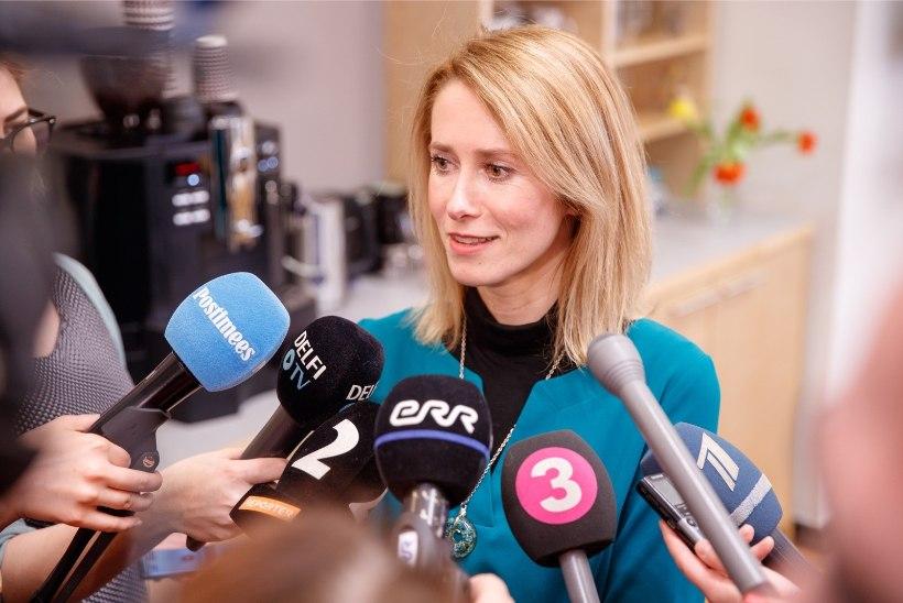 Kaja Kallase vastus Jüri Ratase avaldusele: tema seisukohad muutuvad nii kiiresti, et ei jõua järge pidada