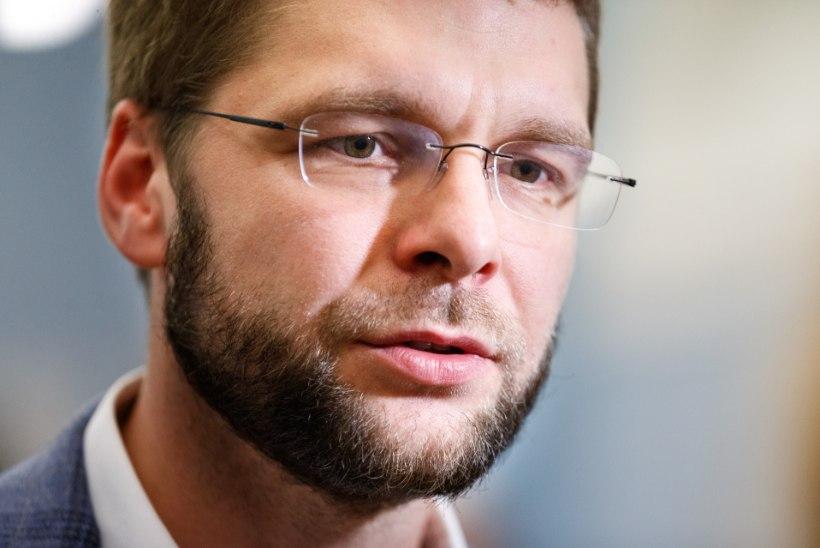 """Jevgeni Ossinovski Keskerakonna, EKRE ja Isamaa liidust: """"See ei ole Eestile hea valitsus."""""""