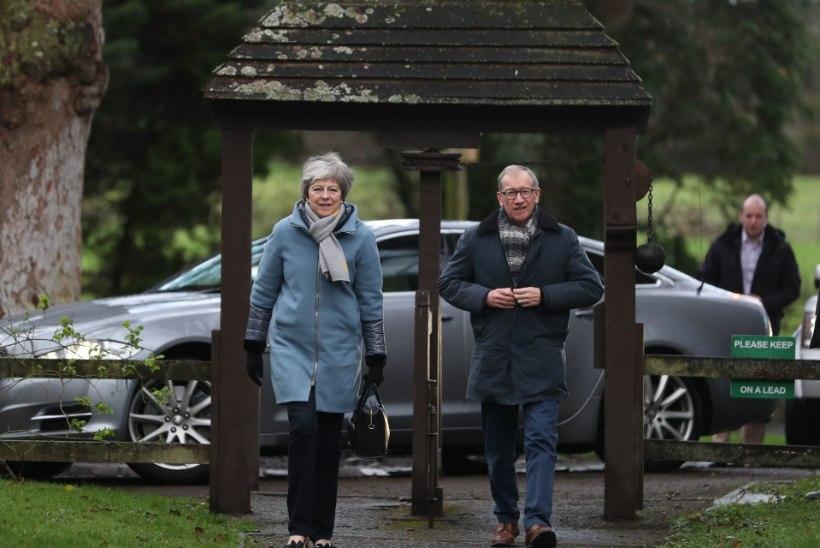 PÕNEVUS KASVAB: Suurbritannia parlament valmistub Brexiti asjus otsustavaks hääletuseks